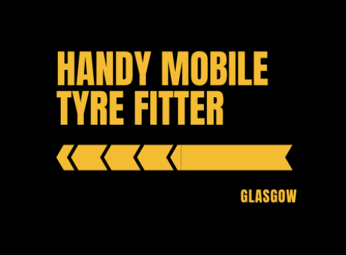 Handy Mobile Tyre Fitter