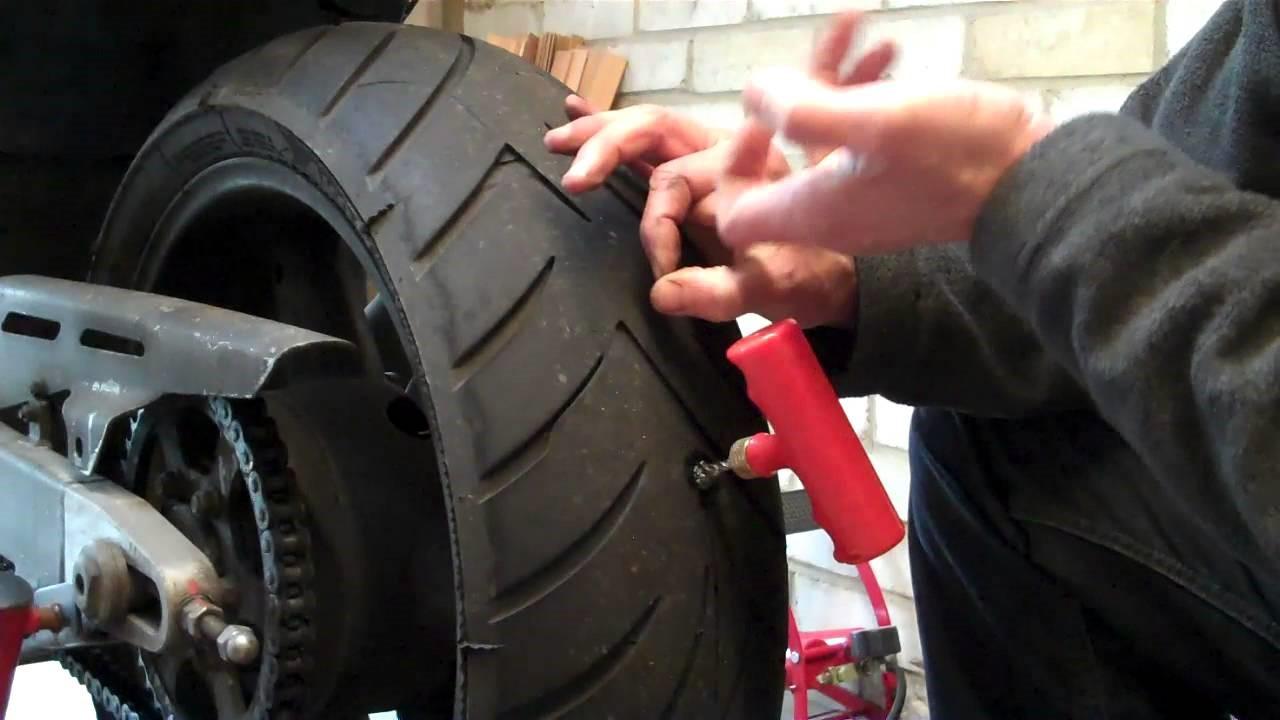 Minor and major tyre repair